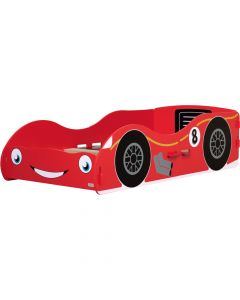 Kidsaw Racing Car Junior Toddler Bed - Right Side