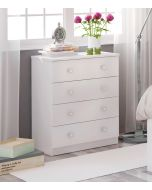 Kidsaw Arctic Polar 4 Drawer Chest - Room Setting