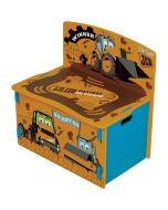 Kidsaw JCB Playbox - Top View