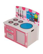 Kidsaw Play Kitchen Toy Box - Top View