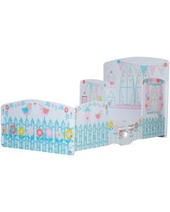 Kidsaw Country Cottage Junior Toddler Bed - Right Side