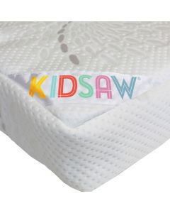 Kidsaw Natural Superior Coir Junior Toddler Mattress - Material View