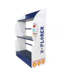 Kidsaw Explorer Bookcase - Right Side