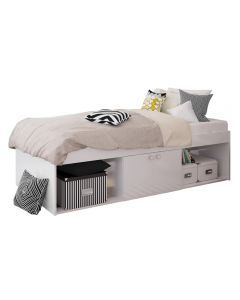 Kidsaw Low Single 3ft Cabin Bed - Cut Out