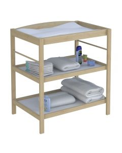 Kudl Kids, Changing Table 1080 Natural - Right