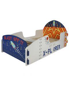 Kidsaw Explorer Junior Toddler Bed - Right Side