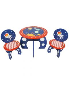 Kidsaw Explorer Table & Chairs - Top View