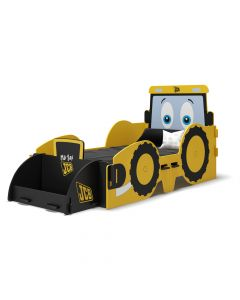 Kidsaw JCB Junior Toddler Bed - Right Side