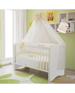 Kudl Kids, Cotbed - White
