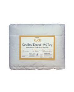 Kudl Kids, Cotbed Duvet 9.0 Tog