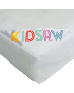 Kidsaw Junior Toddler Fibre Safety Mattress - Material View