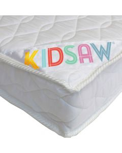 Kidsaw Pocket Sprung Cot Mattress - Material View