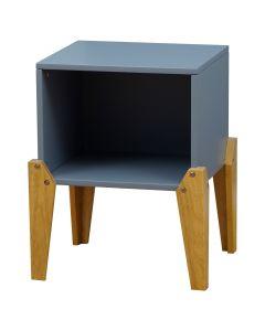Kidsaw Solar Joybox Bedside Grey - Front